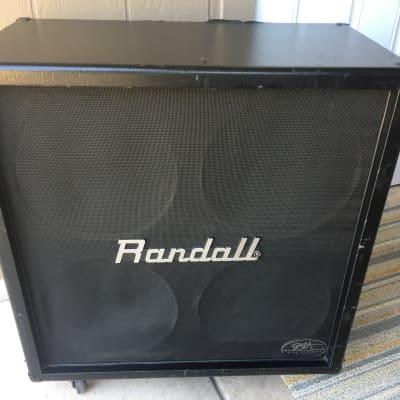 Randall KH412 Kirk Hammett Signature Guitar Amp. Black 200 Watt. for sale