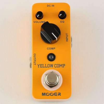 MOOER YELLOW COMP for sale