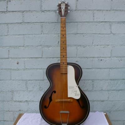Kay Acoustic Guitar WWII Era Sunburst for sale