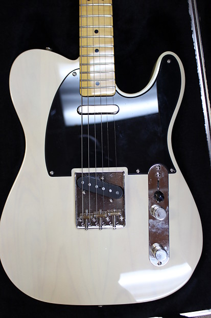 squier by fender telecaster custom guitar s n cgs1026058 reverb. Black Bedroom Furniture Sets. Home Design Ideas