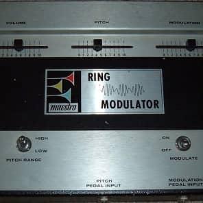 Maestro Ring Modulator RM-1