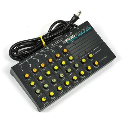 Boss BX-600 6-Channel Stereo Mixer