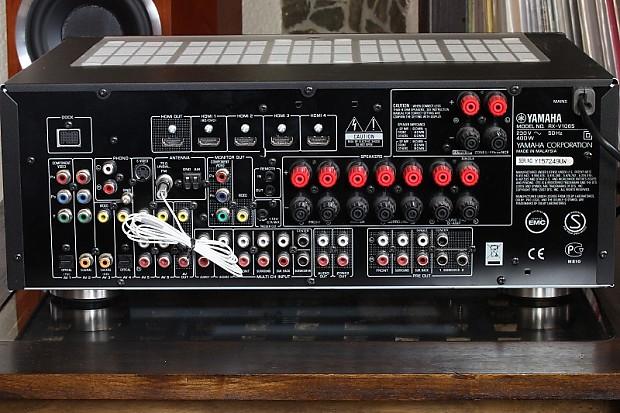 YAMAHA RX-V1065 2010 BLACK | kenneth 's Gear Garage
