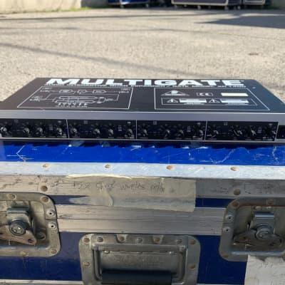Behringer Multigate XR1400 Expander/Gate Black