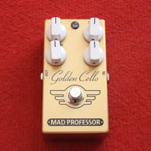 Mad Professor Golden Cello for sale
