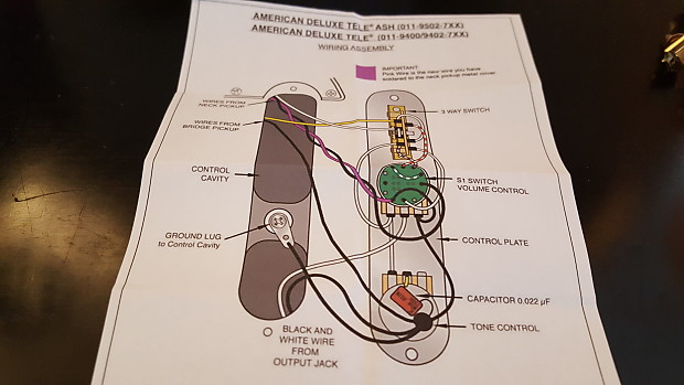 Telecaster Greasebucket Wiring Diagram