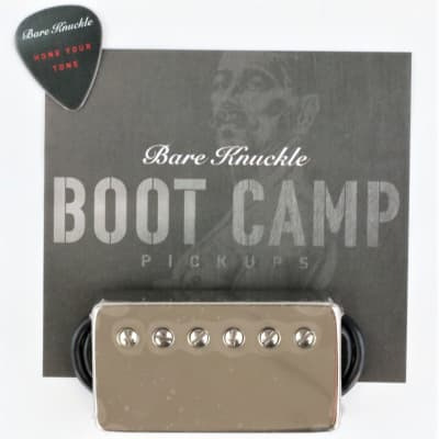 BARE KNUCKLE BOOTCAMP HB OLD GUARD NECK NICKEL