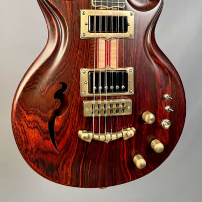 Scott Walker Custom Cocobolo Special for sale