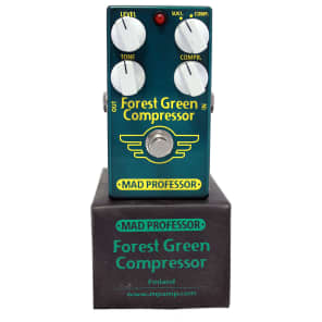 Open Box - Mad Professor Forest Green Compressor for sale