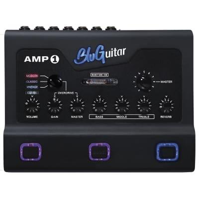 BluGuitar Amp1 Iridium Edition 100W Guitar Amplifier with Nanotube (Demo Unit) for sale