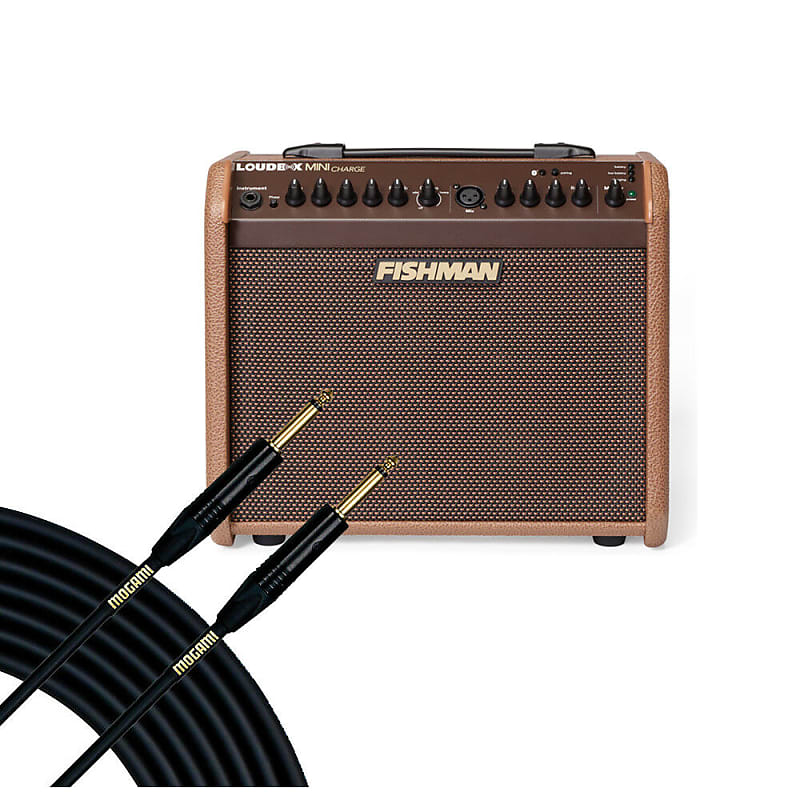 fishman loudbox mini charge w bluetooth rechargeable free reverb. Black Bedroom Furniture Sets. Home Design Ideas