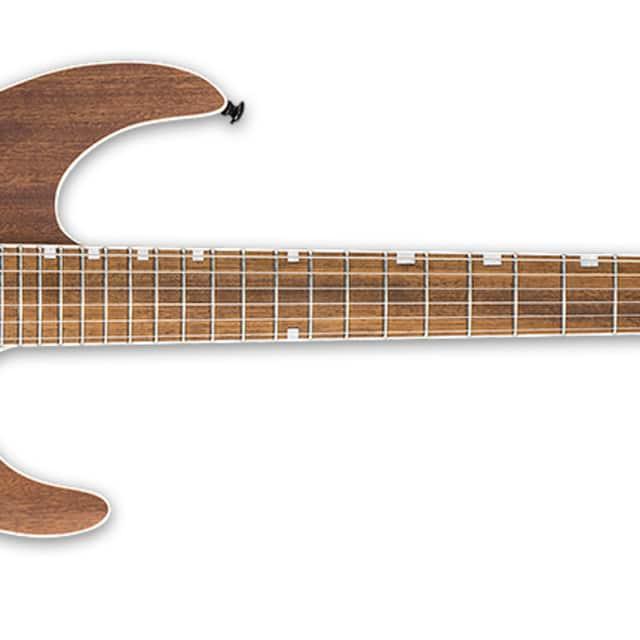 IN STOCK! 2018 Esp LTD MH-400NT M guitar in natural satin image