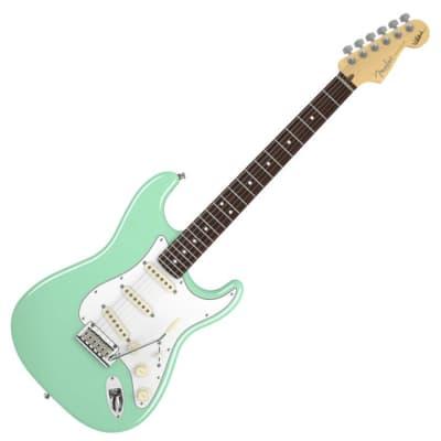 Fender Jeff Beck Stratocaster - Surf Green - Rosewood Neck for sale