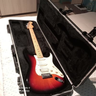 Fender American Deluxe series Stratocaster 2012 for sale