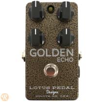 Lotus Pedal Designs Golden Echo image