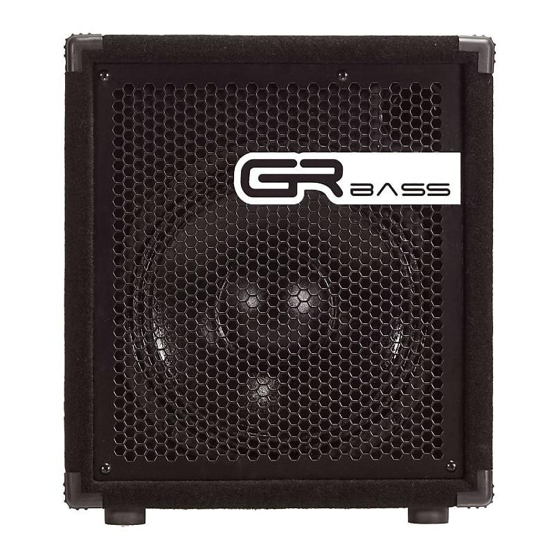 gr bass cube112 bass guitar speaker cabinet 2019 black reverb. Black Bedroom Furniture Sets. Home Design Ideas