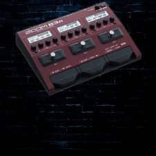 Zoom B3n Bass Multi-Effects Pedal - Free Shipping