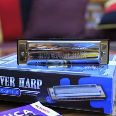 Hohner Big River Harp MS-Series 590 Key of G 2016