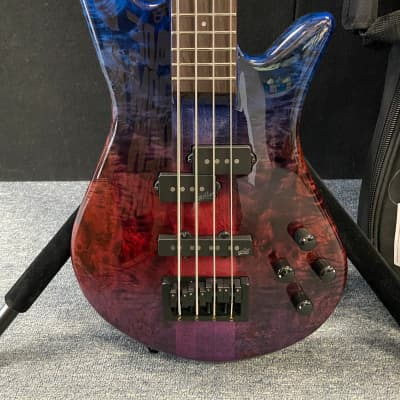 Spector NS Ethos 4  Interstellar Gloss. 4- string Active Bass   New! for sale
