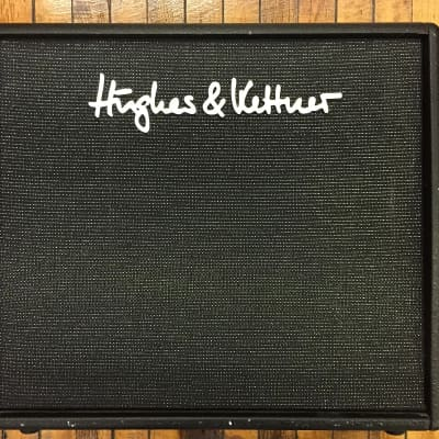 """Hughes & Kettner Edition Silver 2-Channel 50-Watt 1x12"""" Solid State Guitar Combo"""
