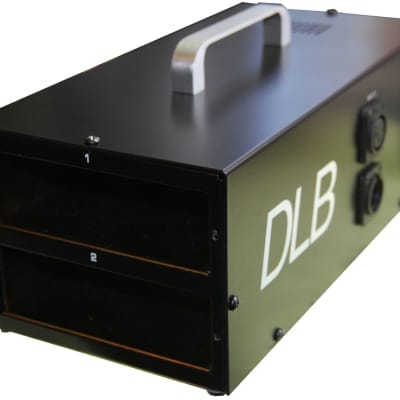New BAE Audio DLB Dual-Channel 500-Series Rack (Unloaded)