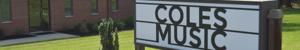 Coles Music Service