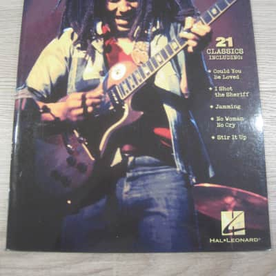Bob Marley The Essential (Best of) Sheet Music Song Book Guitar Tab Tablature