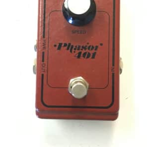 DOD Phasor 401 Original Analog Phase Shifter Rare Vintage Guitar Effect Pedal for sale
