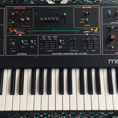 Moog Opus 3 1980 Very Good