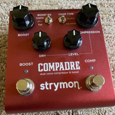 Strymon Compadre Dual Voice Compressor & Boost