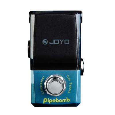 Joyo JF-312 Ironman Pipebomb Compressor Pedal for sale