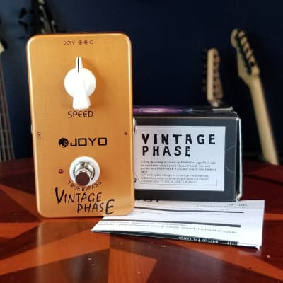 Joyo JF-06 Vintage Phase Pedal for sale