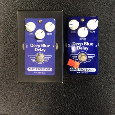 mad professor deep blue delay con scatola for sale