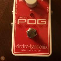 Electro-Harmonix Nano POG image