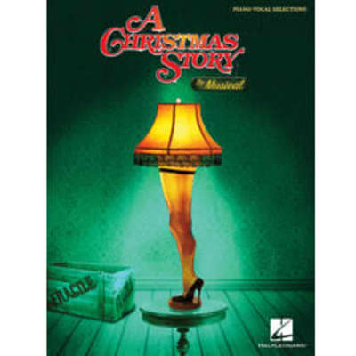 A Christmas Story: The Musical (Piano/Vocal Selections)