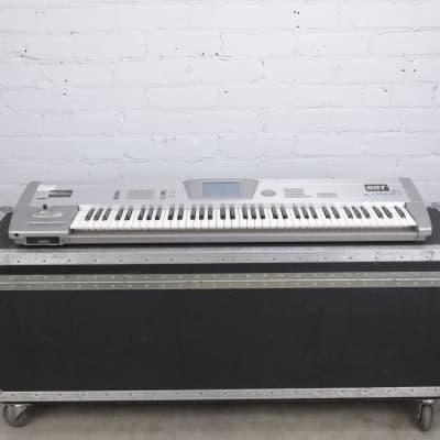 Korg Trinity Pro 76-Key Synthesizer Music Workstation w/ Road Case #42422