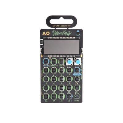 Teenage Engineering Pocket Operator PO-137 Rick & Morty