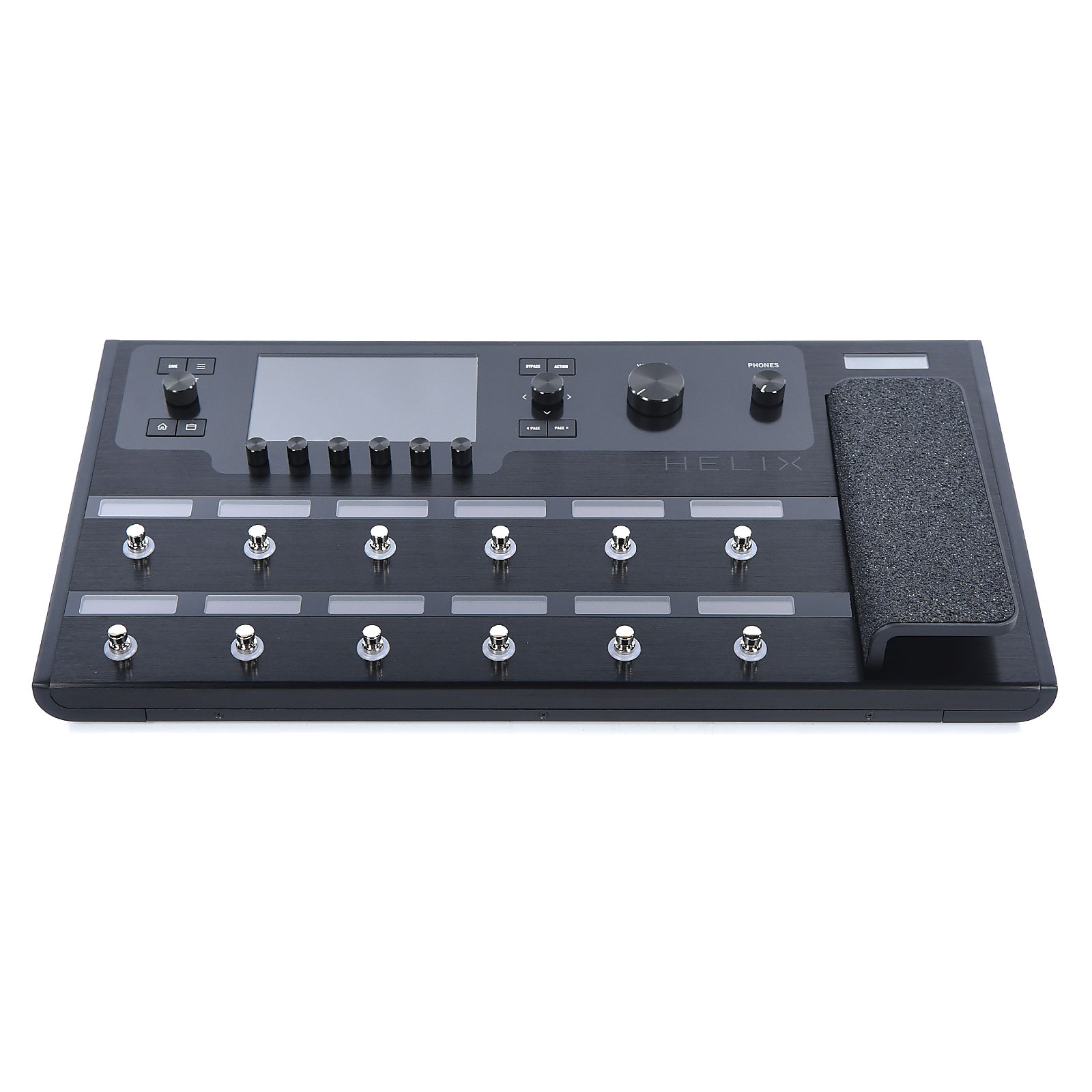 Line 6 Helix Dual Multi-Effects Dual DSP-powered Audio Engine w/4 Discrete  Stereo Signal Paths