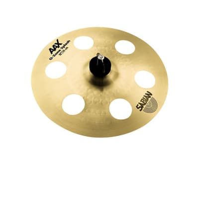 "Sabian 21005XN AAX 10"" Splash Cymbal, Natural"