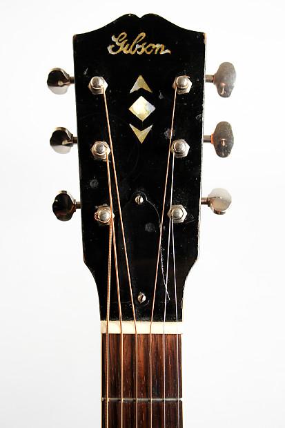 gibson advanced jumbo flat top acoustic guitar 1937 ser reverb. Black Bedroom Furniture Sets. Home Design Ideas