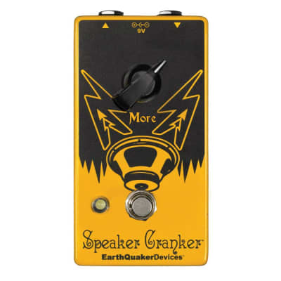 Earthquaker Devices Speaker Cranker Overdrive for sale