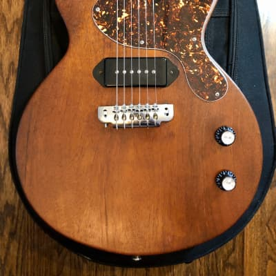 Scale Model Guitars Junior SMG LP Double Cut Style Hand Made in Chicago