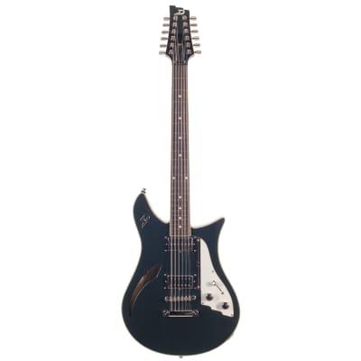 Duesenberg Double Cat Semi-Hollow 12-String Guitar