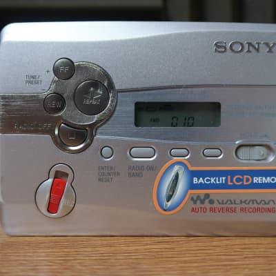 Sony WM-GX688 Walkman Radio/Recorder