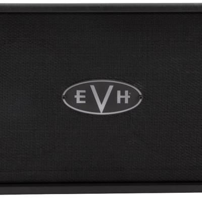 New EVH® 5150III® 50S 2x12 Guitar Amplifier Cabinet Black