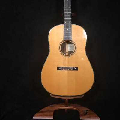 McAlister Slope D  2013 Brazilian / Adirondack Spruce for sale