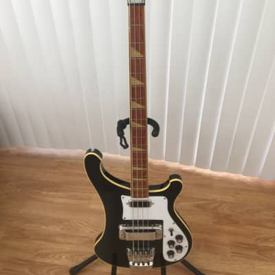 1973  RICKENBACKER 4003MID Electric Bass Guitar  Black/w HSC for sale