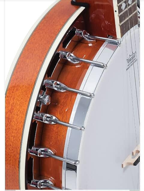 recording king rk r20 songster resonator banjo brand new reverb. Black Bedroom Furniture Sets. Home Design Ideas
