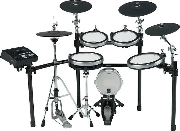 Yamaha DTX760K Electronic Drum Kit (DTX-760K) | Better Music