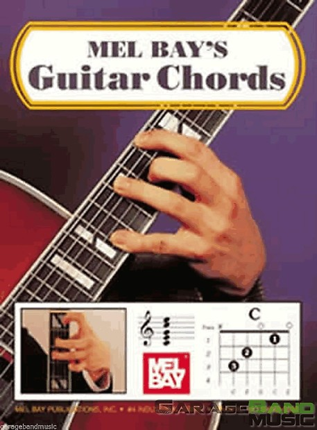 Mel Bays Guitar Chords Photograph Notation And Chord Reverb